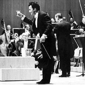 Zubin Mehta at The Music Center of Los Angeles County