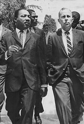 Franklin D. Murphy and Martin Luther King Jr. - The Culture Broker