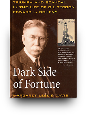 Dark Side of Fortune - Margaret Leslie Davis