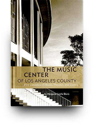 The Music Center of Los Angeles County - Margaret Leslie Davis