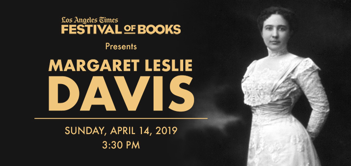 LA Times Festival of Books 2019, Estelle Doheny and The Lost Gutenberg