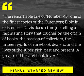 Kirkus Review, The Lost Gutenberg