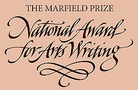 The Marfield Prize, National Award for Arts Writing