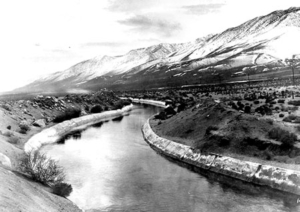 Construction of the Los Angeles Aqueduct