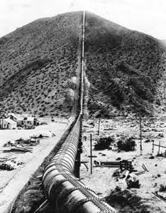 Los Angeles Aqueduct Pipeline